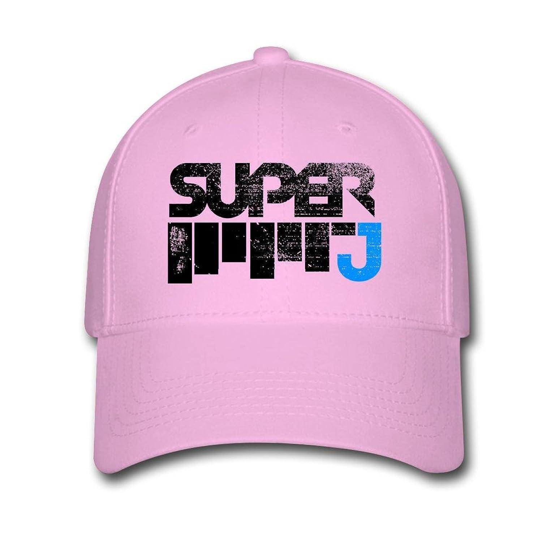 Corey Custom Trucker Hat DJ Super J Logo Adjustable Baseball Cap
