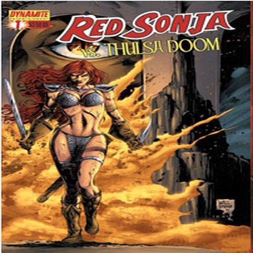 Red Sonja vs. Thulsa Doom (Dynamite)