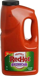 product image for Frank's Redhot, Hot Sauce Sriracha Chili 0.5 Gallon (4 count)