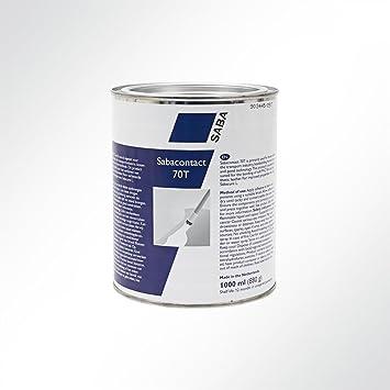 Relativ Saba Kontaktkleber Sabacontact 70T PVC Kleber für Planen VN73