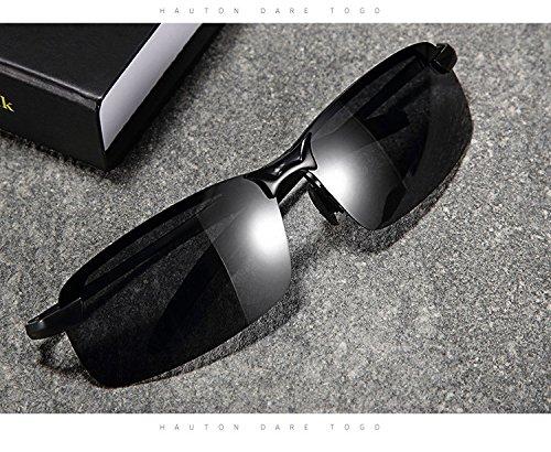 Sol de 's Deportes Driver Los Gafas tyj19 Negro Driving KOMNY Lentes Moda Glasses Marco de polarizadas Driving Gafas Hombres Men Deportivo Las Sol de XznnpHZOW