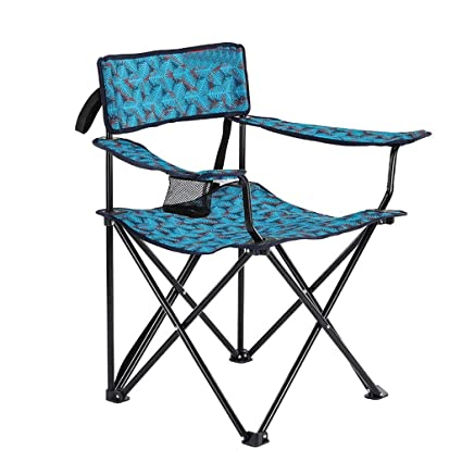 Amazon.com: Decathlon Outdoor Folding Chair, Camping Barbecue Sketch ...
