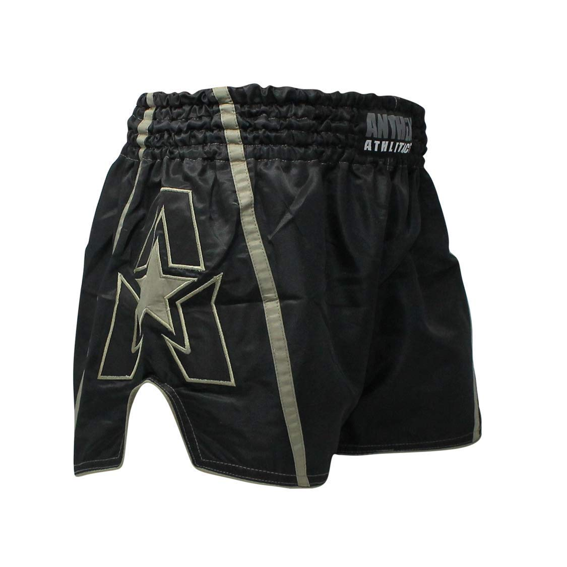 db7a82fb1c Cleto Reyes Satin Boxing Robe with Hood - Black Gold  1541650295 ...