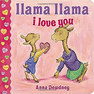 book cover of I Love You