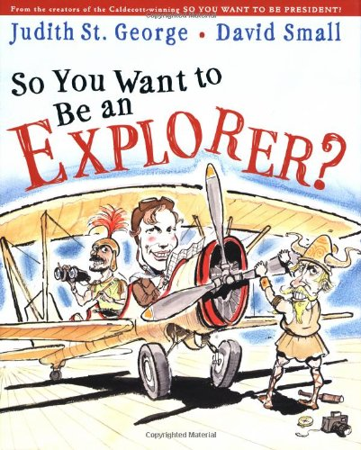 So You Want to Be an Explorer? pdf epub