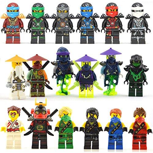 lego ninjago figures - 8