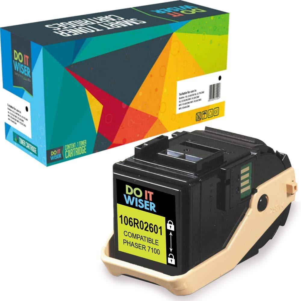 Toner Alternativo ( X1 ) Yellow 7100 7100N 7100DN 106R02601