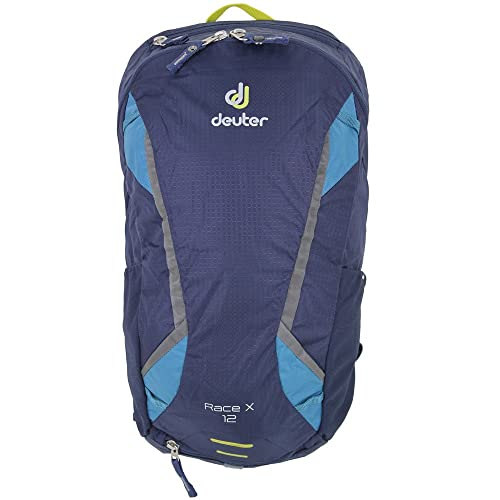 Deuter Race X, Mochila Unisex Adulto, Multicolor (Navy/Denim), 24x36x45