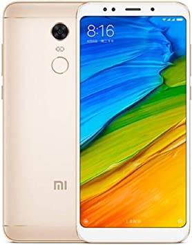 Xiaomi Redmi 5 Dorado Móvil 4g Dual Sim 5.7 IPS Hd/8core/16gb ...