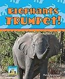 Elephants Trumpet! (Animal Sounds)