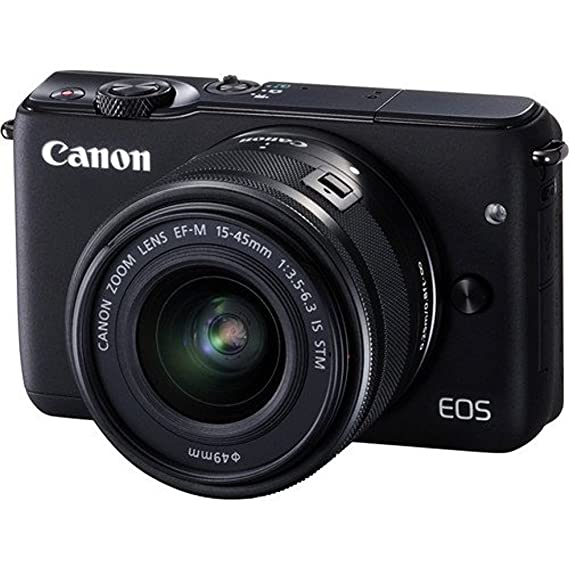The 8 best canon eos m10 mirrorless digital camera with 15 45mm lens