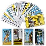 BBear Card Deck, 78 Tarocchi Tarotology Universal