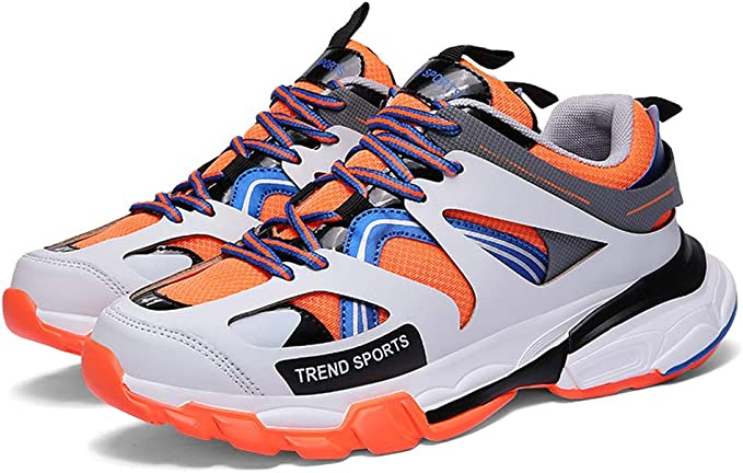 Darringls Zapatos de Hombre,Zapatillas para deported de Hombre Deporte Planas de Malla Transpirable Zapatos Casuales de Zapatos de Malla Aire Libre para Hombre 39-46 tercero: Amazon.es: Ropa y accesorios