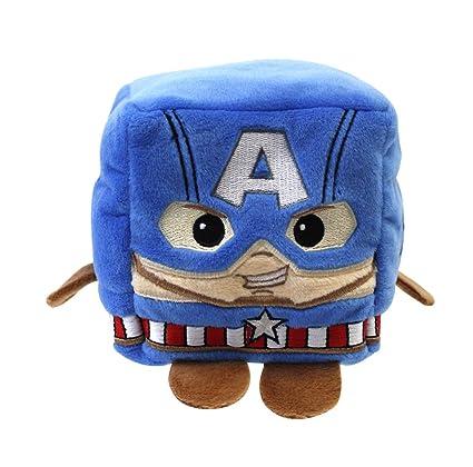 81af4256154 Disney Peluche Cubo Avengers Assemble