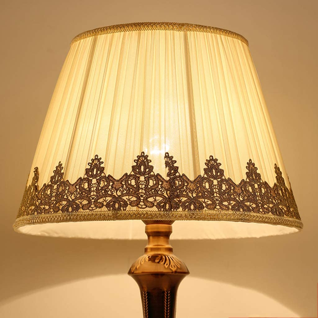 High grade Pleated Style Table Lamp Chandelier LampShades Fabrics Decorative Floor Lamp Shade Bedroom Lamp Cover E27 Lampshade