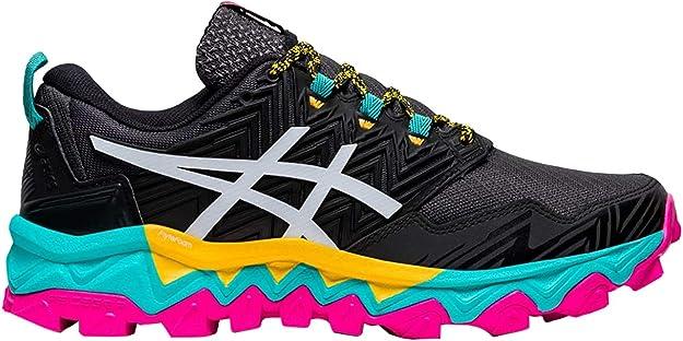 ASICS Gel-Fujitrabuco 8, Zapatillas de Running para Mujer: Amazon.es: Zapatos y complementos