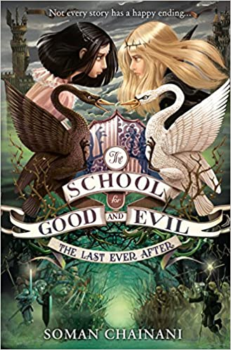 Image result for school of good and evil book 3