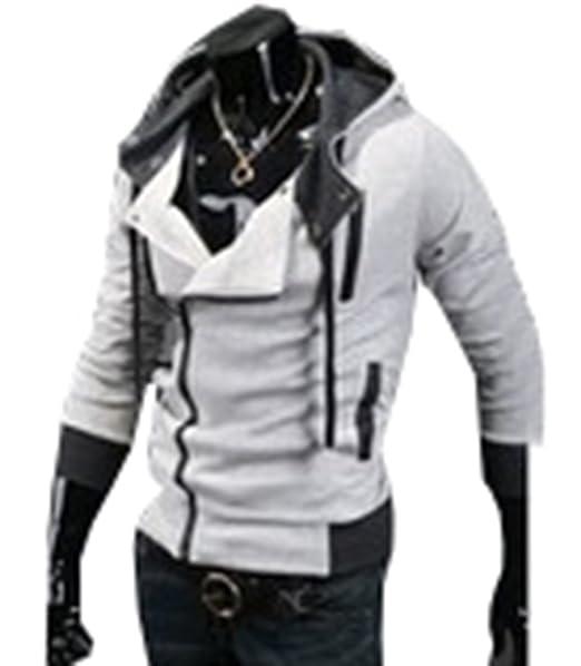Haroty Sudaderas con Capucha Para Hombres Pullover Personalizada Chaquetas Moda Casual Slim Fit Juvenile Hooded Sweatshirts: Amazon.es: Ropa y accesorios