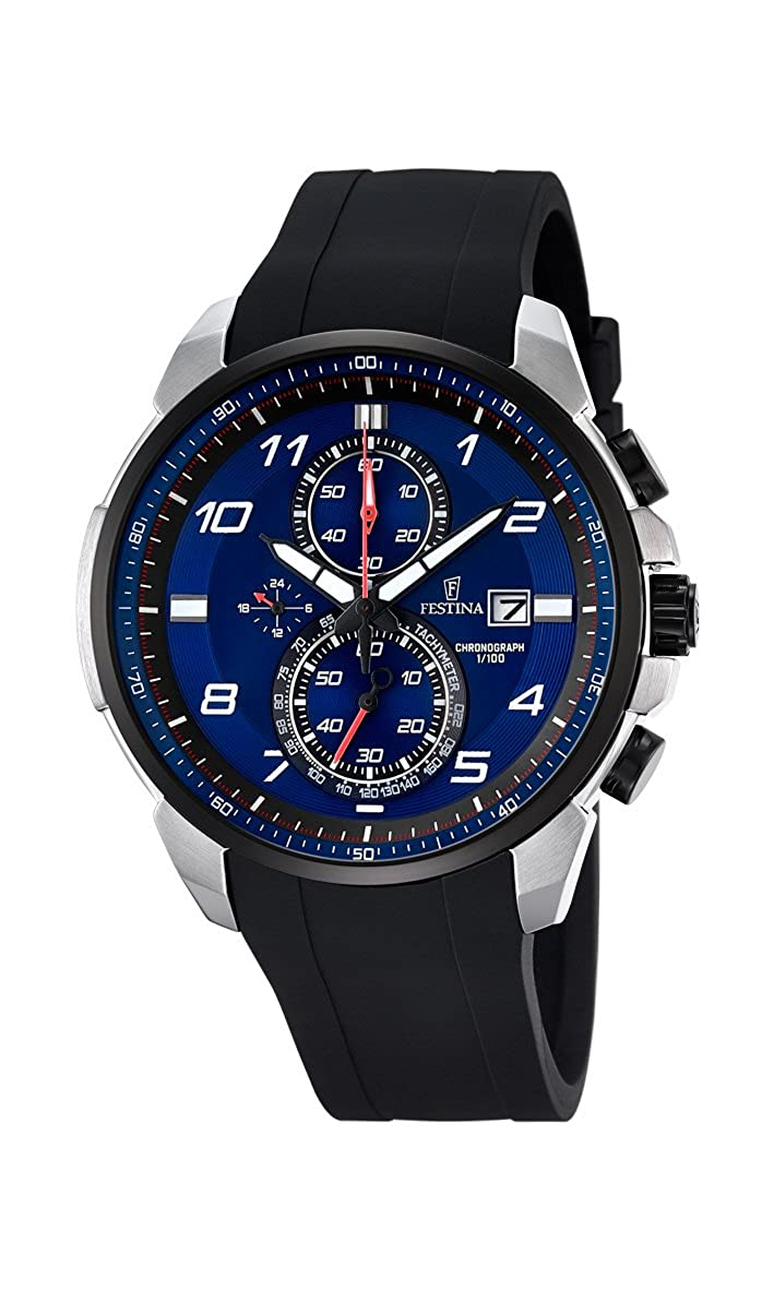 Amazon.com: Festina Chronograph Sport F6841/3 Mens Chronograph very sporty: Watches