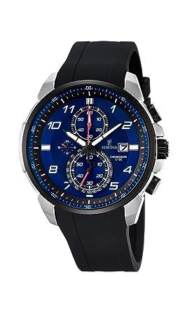Festina F6841/3 - Reloj de Pulsera Hombre, Plástico, Color Negro: Festina: Amazon.es: Relojes