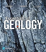 Essentials of Geology, 13th Edition Front Cover