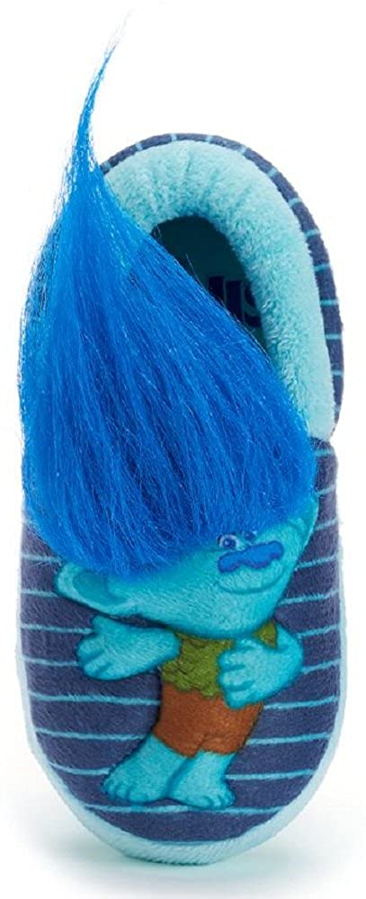 Dreamworks Boys Trolls Branch Slippers