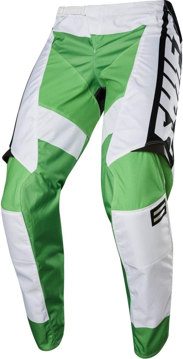 2020 Shift White Label Archival Pants-Green//Black-36