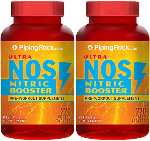 NOS (Nitric Boost) 440 Coated Caplets
