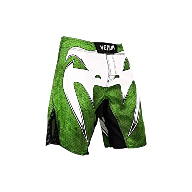 4422a3a28c Venum Amazonia 4.0 Green Fight Shorts 32: Amazon.co.uk: Clothing