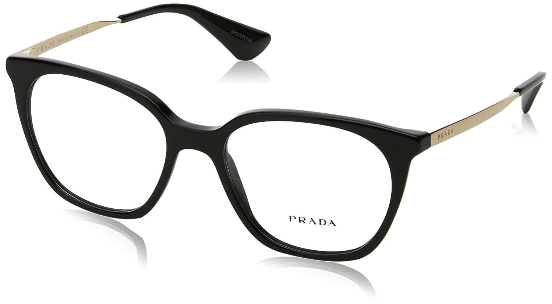 fairer Preis schönes Design immer beliebt Prada Brille (PR 11TV 1AB1O1 51): Amazon.co.uk: Health ...