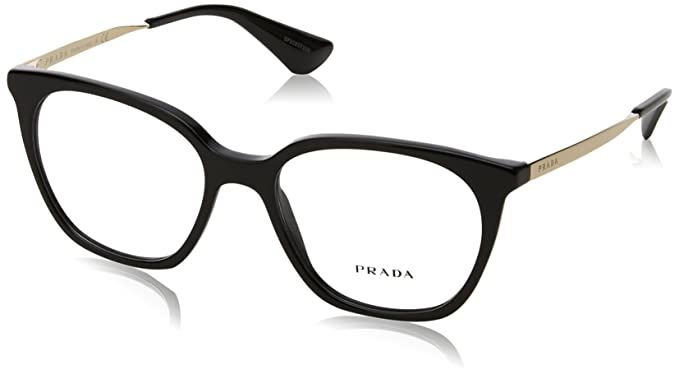 ace22201a702 Prada Women s PR 11TV Eyeglasses 51mm at Amazon Women s Clothing store