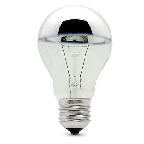 Ampoule Calotte Argentée E27 40W: Amazon.fr: Luminaires et Eclairage