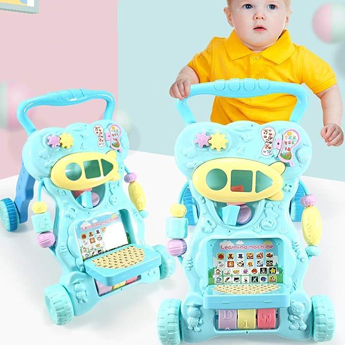 Andador de bebe Baby Walker Multifuncional Baby Music Puzzle ...