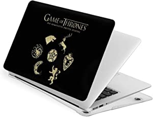 JHJHJ Game of Thrones Logo Laptop Case Forair13 Hard Case Shell Cover + A Keyboard Swipe The Quality of A Material is Frivolous,Good Heat Dissipation Performance