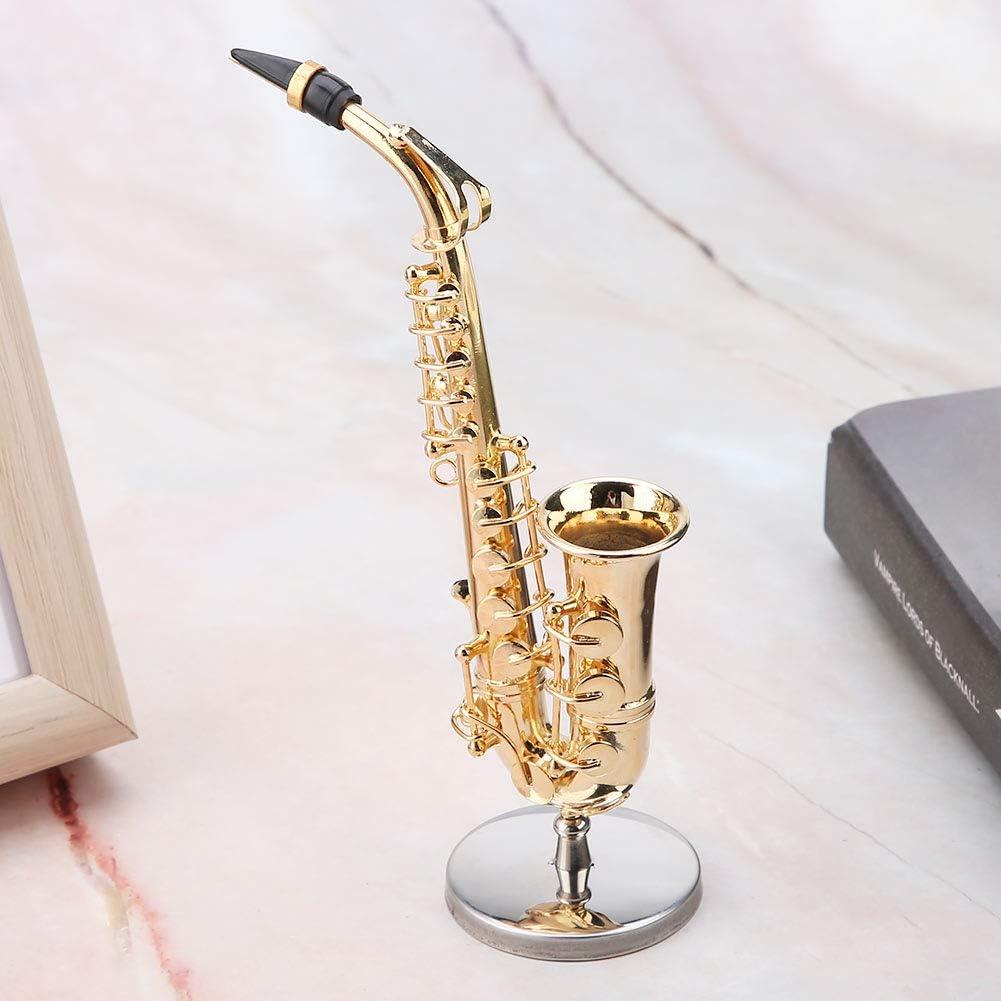 saxofon en miniatura