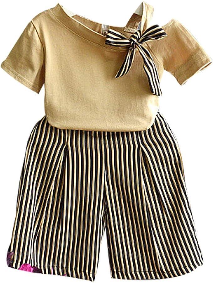Amazon.com: Juego de ropa para bebé, 2 piezas, 2019, para ...