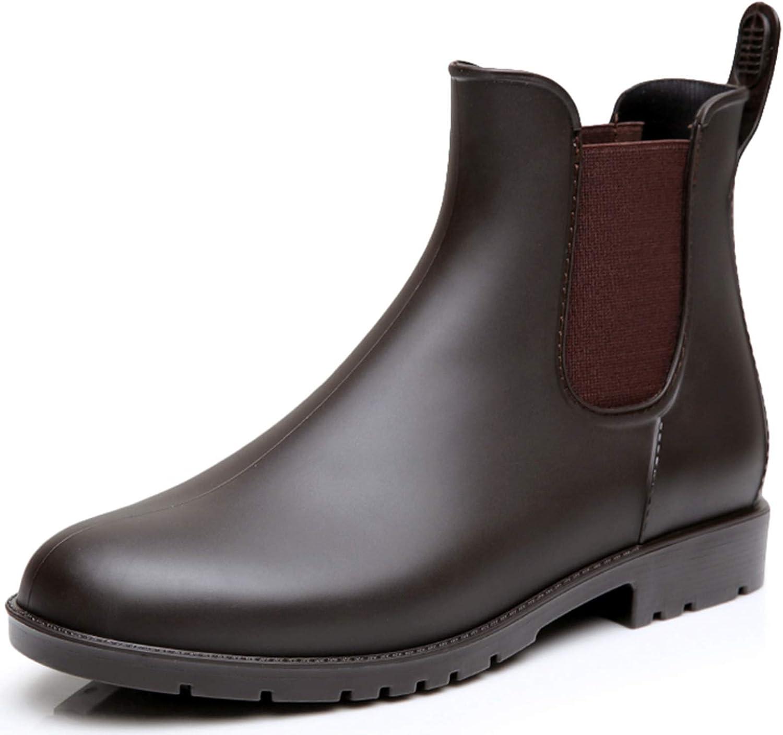 Niedrige Damen Regenstiefelette Kurzschaft Regenstiefel Gummistiefel Stiefel neu