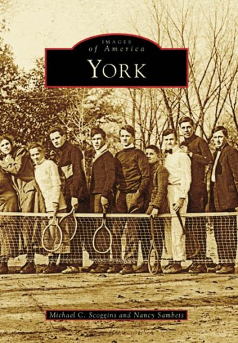 York (SC) (Images of America)