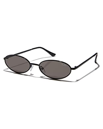 ea2c83d08589a Amazon.com  Quay Australia CLOUT Women s Sunglasses Small Oval ...