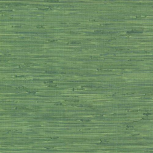 Brewster 2767-24419 Fiber Green Weave Texture Wallpaper