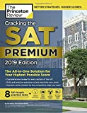 #4: Cracking the SAT Premium Edition with 8 Practice Tests, 2019: The All-in-One Solution for Your Highest Possible Score (College Test Preparation)
