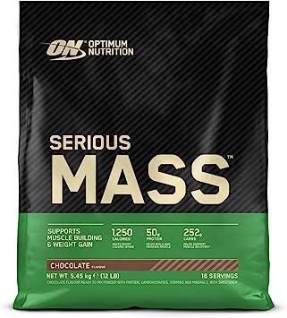 Optimum Nutrition ON Serious Mass Proteína en Polvo Mass Gainer ...
