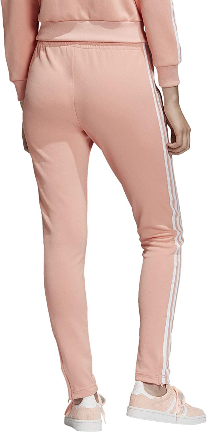 Adidas Superstar Track Pant Dust Pink XL: