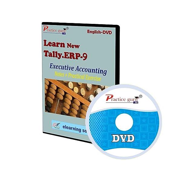 Tally ERP 9 Executive Accounting Notes + Practical Exercise