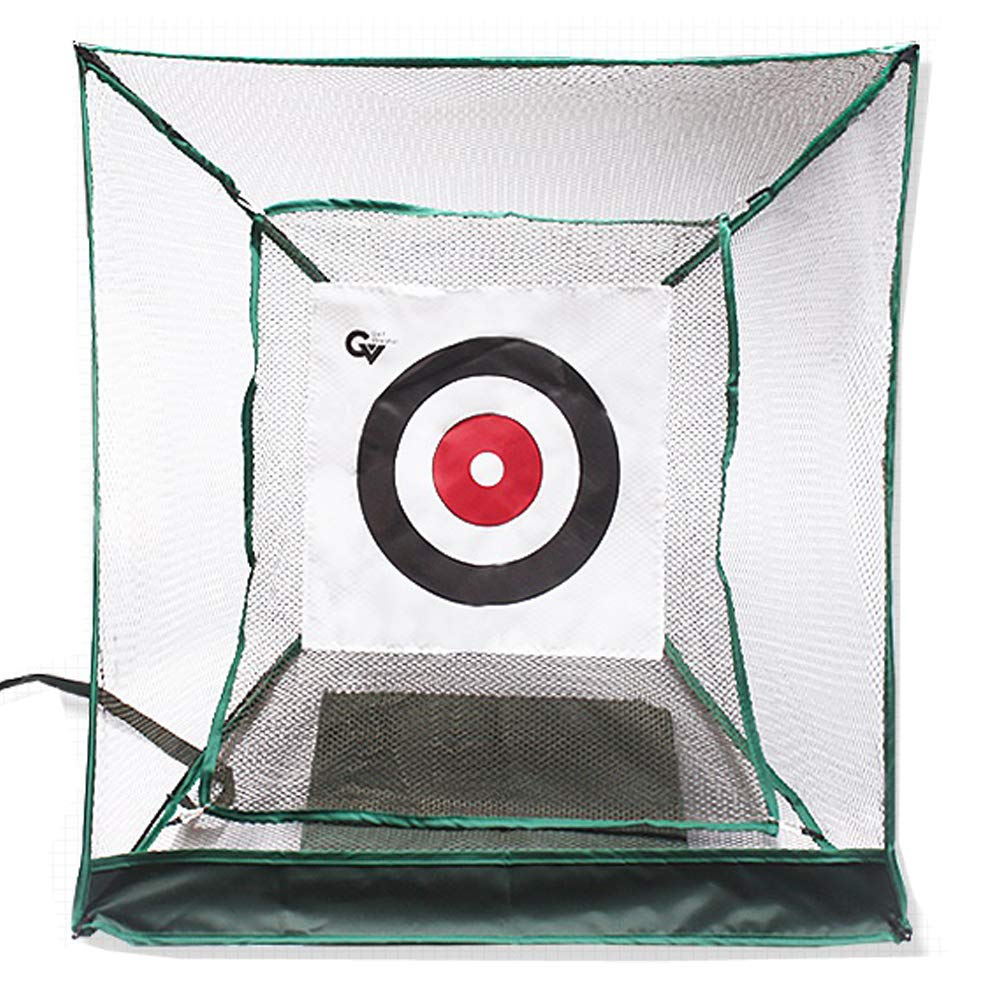 TABATA ワンタッチチップショットゴルフネット練習屋内と屋外を運転  ホームスイングトレーニングエイドでのゴルフ One Touch Chip Shot Golf Net Practice Driving Indoor and Outdoor   Golfing at Home Swing Training Aids [並行輸入品]   B07HF7MDDT