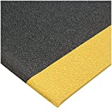 3/8'' Thick - 3' x 12' Grey Deluxe SoftStep Anti-Fatigue Mat - AF-FSS-GY-31238