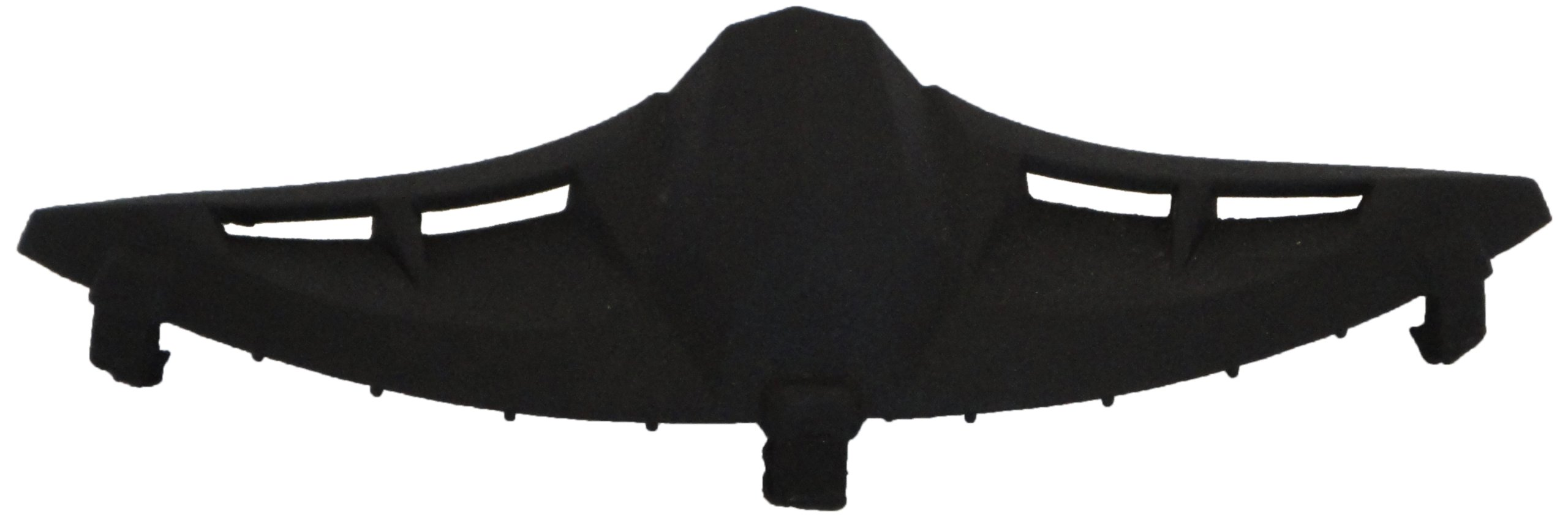 LS2 Helmets Breath Deflector for FF386 Helmets (Black) by LS2 Helmets (Image #1)