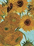 Van Gogh's Sunflowers Notebook (Dover Little Activity Books)