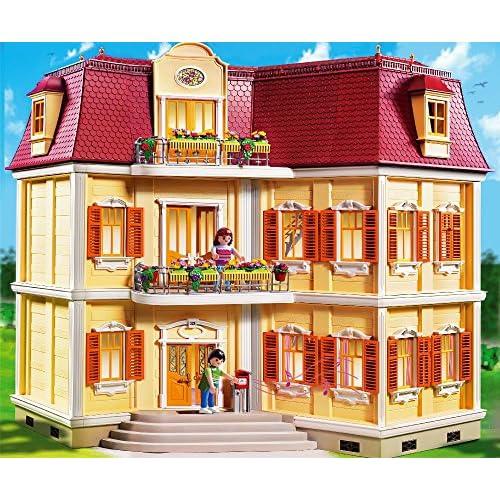 playmobil 5302 jeu de construction maison de ville new - Jeu De Construction De Maison Gratuit