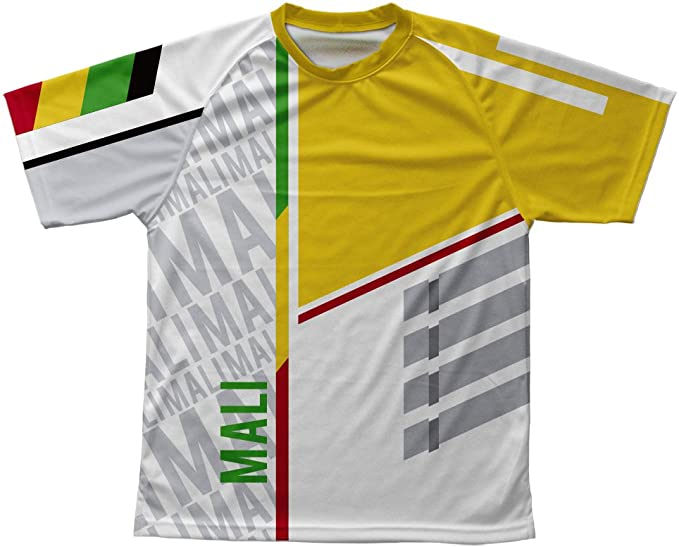 ScudoPro Ghana Technical T-Shirt for Men and Women
